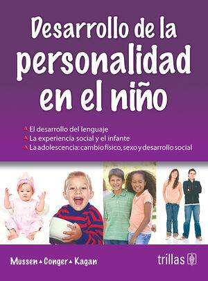 DESARROLLO DE LA PERSONALIDAD EN EL NIÑO