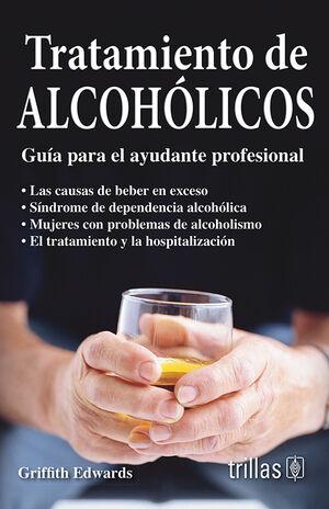 TRATAMIENTO DE ALCOHOLICOS