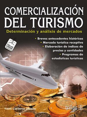 COMERCIALIZACION DEL TURISMO