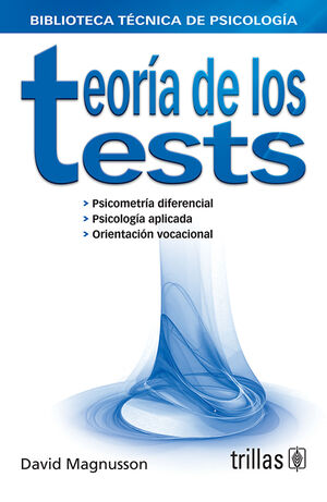 TEORIA DE LOS TESTS