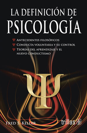 LA DEFINICION DE PSICOLOGIA
