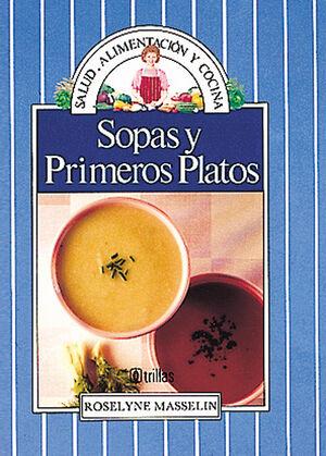 SOPAS Y PRIMEROS PLATOS