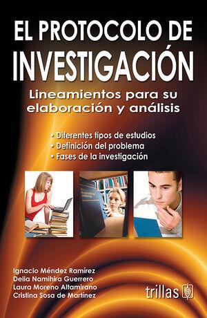 EL PROTOCOLO DE INVESTIGACION