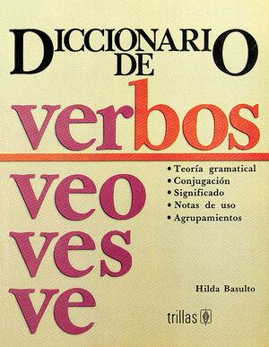 DICCIONARIO DE VERBOS (PASTA CARTONE)