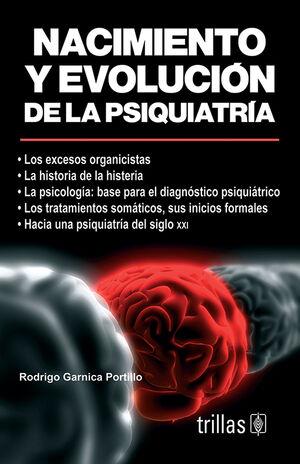 NACIMIENTO Y EVOLUCIÓN DE LA PSIQUIATRÍA