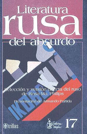 LITERATURA RUSA DEL ABSURDO
