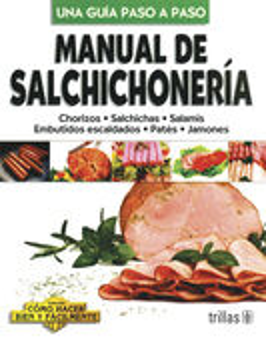 MANUAL DE SALCHICHONERIA