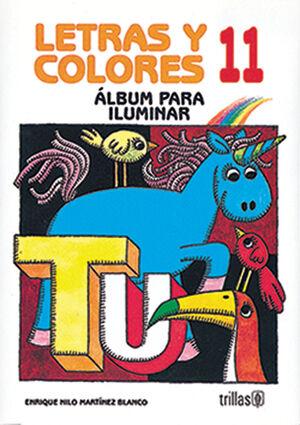 LETRAS Y COLORES 11