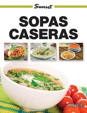 SOPAS CASERAS