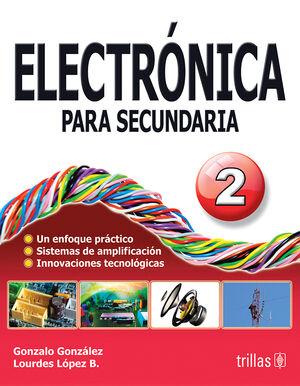 ELECTRONICA PARA SECUNDARIA 2