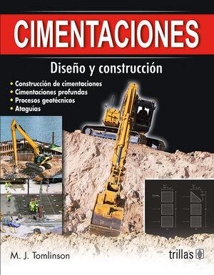 CIMENTACIONES. DISEÑO Y CONSTRUCCION