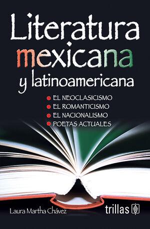 LITERATURA MEXICANA Y LATINOAMERICANA