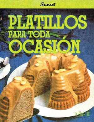 PLATILLOS PARA TODA OCASIÓN