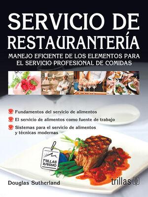 SERVICIO DE RESTAURANTERIA