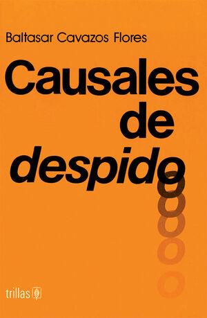 CAUSALES DE DESPIDO
