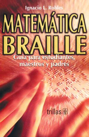 MATEMATICA BRAILLE