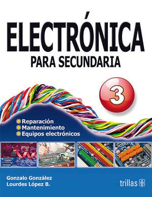 ELECTRONICA PARA SECUNDARIA 3