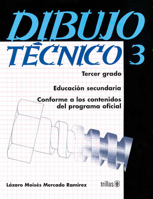 DIBUJO TECNICO 3, EDUCACION SECUNDARIA