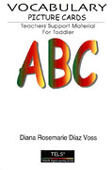 TODDLER ABC PICTURE CARDS. TEACHER'S SUPPORT MATERIAL