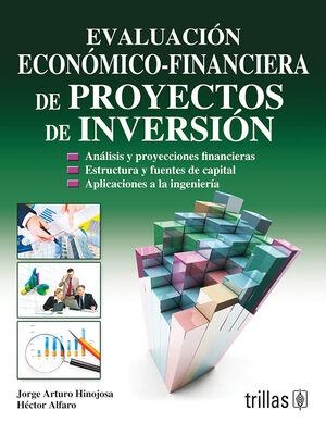 EVALUACION ECONOMICO-FINANCIERA DE PROYECTOS DE INVERSION