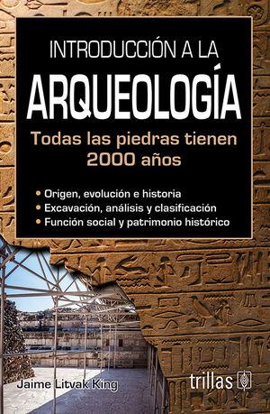 INTRODUCCION A LA ARQUEOLOGIA