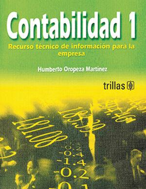 CONTABILIDAD 1