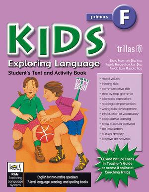 KIDS EXPLORING LANGUAGE F AGES. 11-12, GRADES. FIFTH/SIXTH. STUDENT BOOK.