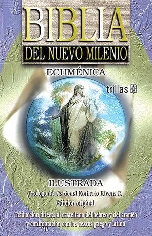 BIBLIA DEL NUEVO MILENIO ECUMENICA (PRESENTACIÓN EN CARTONE)