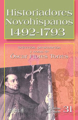 HISTORIADORES NOVOHISPANOS 1492-1793