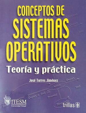 CONCEPTOS DE SISTEMAS OPERATIVOS. TEORIA Y PRACTICA