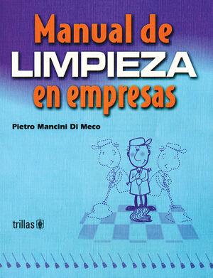 MANUAL DE LIMPIEZA EN EMPRESAS