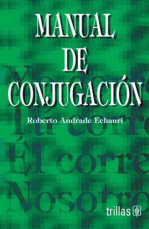 MANUAL DE CONJUGACIÓN