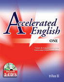 ACCELERATED ENGLISH ONE. INCLUYE 2 CD'S