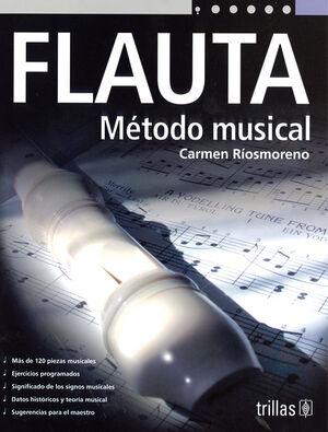 FLAUTA: METODO MUSICAL