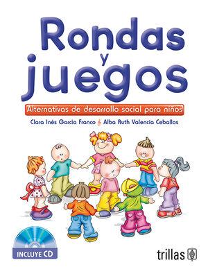 RONDAS Y JUEGOS. INCLUYE CD