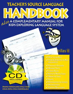 TEACHER'S SOURCE LANGUAGE HANDBOOK. CD INCLUDED