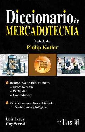DICCIONARIO METODOLOGICO DE MERCADOTECNIA