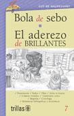 BOLA DE SEBO Y EL ADEREZO DE BRILLANTES