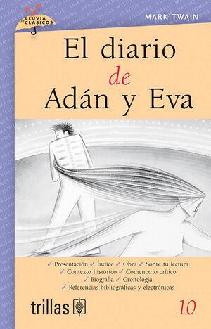 EL DIARIO DE ADAN Y EVA