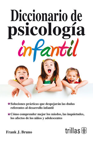 DICCIONARIO DE PSICOLOGIA INFANTIL