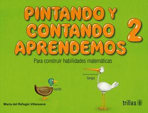 PINTANDO Y CONTANDO APRENDEMOS 2