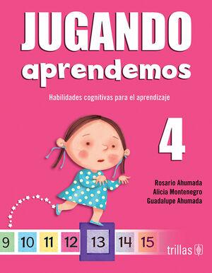 JUGANDO APRENDEMOS 4
