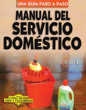 MANUAL DEL SERVICIO DOMESTICO