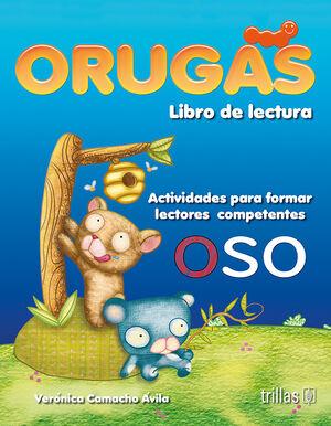 ORUGAS. LIBRO DE LECTURA