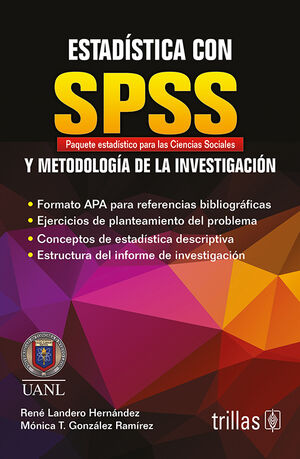 ESTADISTICA CON SPSS (PAQUETE ESTADISTICO PARA LAS CIENCIAS SOCIALES)