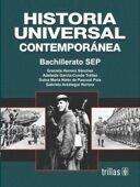 HISTORIA UNIVERSAL CONTEMPORANEA. BACHILLERATO SEP
