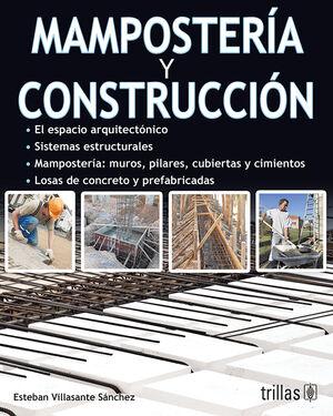 MAMPOSTERIA Y CONSTRUCCION