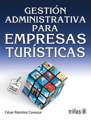 GESTION ADMINISTRATIVA PARA EMPRESAS TURISTICAS