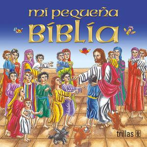 MI PEQUEÑA BIBLIA. PASTA RUSTICA