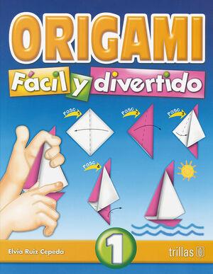 ORIGAMI FACIL Y DIVERTIDO 1